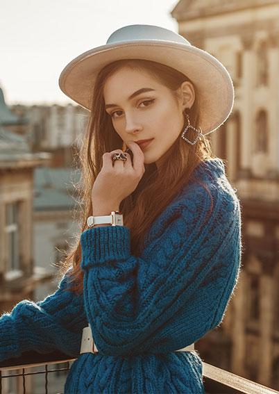 Vêtements chic & styles